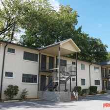 Rental info for 22-24 Peachtree in the Garden Hills area