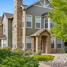 Rental info for Advenir At Castle Pines Apartments