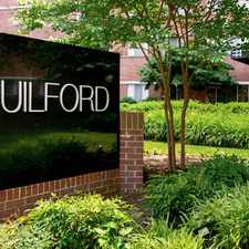 Rental info for The Guilford