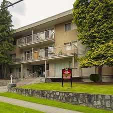 Rental info for Sherbrooke Manor Apartments - Bachelor Apartment for Rent in the Burnaby area
