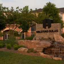 Rental info for Halstead Dulles