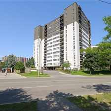 Rental info for 555 The West Mall in the Etobicoke West Mall area