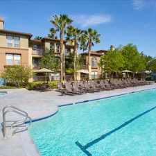 Rental info for The Oaks Apartments in the Santa Clarita area