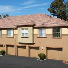 Rental info for The Oaks in the Santa Clarita area