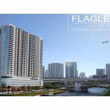 Rental info for Flagler on the River in the Downtown area