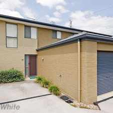 Rental info for *OPEN HOUSE SAT 22 AUG @ 10.40AM & 4PM* - 2 BED. 2.5 BATH. AIRCON. SINGLE GARAGE in the Riverhills area