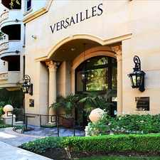 Rental info for Versailles Koreatown in the Los Angeles area
