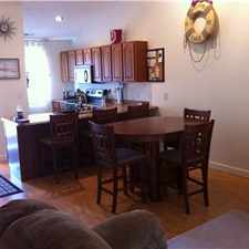 Rental info for Partially furnished 2 bedroom 2 bath condo