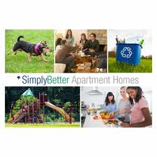 Rental info for SimplyBetter Apartment Homes