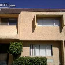 Rental info for $1325 4 bedroom Townhouse in Mesa Area in the Mesa area