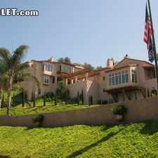 Rental info for $20000 5 bedroom House in Eastern San Diego La Mesa in the San Diego area