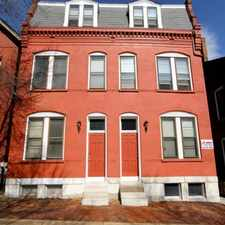 Rental info for 1223 Lami Soulard 2 bedroom Apartment in the Soulard area