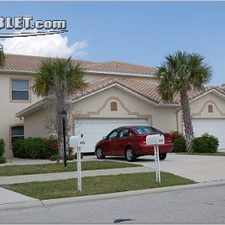 Rental info for $2200 2 bedroom Townhouse in Brevard (Melbourne) Cape Canaveral