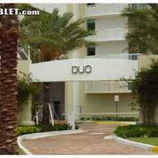 Rental info for $2150 2 bedroom Apartment in Hallandale Beach in the Hallandale Beach area