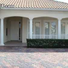 Rental info for $3495 5 bedroom House in Wellington in the West Palm Beach area