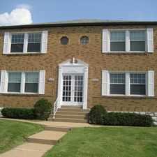Rental info for 3460 Watson - Updated 1-Bedroom Apartment in Lindenwood Park Neighborhood in the St. Louis area