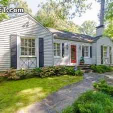 Rental info for $4500 2 bedroom House in Fulton County Buckhead in the Collier Hills area
