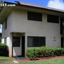 Rental info for $2450 3 bedroom Townhouse in Aiea in the Pearl City area