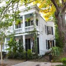 Rental info for $5000 3 bedroom House in Garden District in the New Orleans area