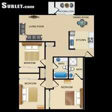 Rental info for $969 3 bedroom Townhouse in Southeast Las Vegas in the Paradise Palms area