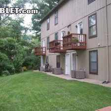 Rental info for $875 2 bedroom Townhouse in Arnold