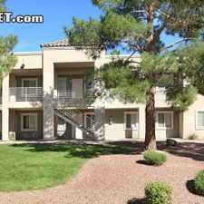 Rental info for $1101 1 bedroom Apartment in Northwest Las Vegas in the Las Vegas area