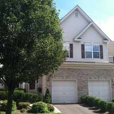 Rental info for $3550 2 bedroom Townhouse in Nutley in the Clifton area