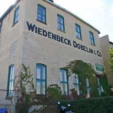 Rental info for Wiedenbeck Apartments | One Bedroom Loft | Available 8-15-18 Apt. V in the Madison area