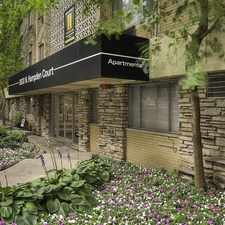 Rental info for 2630 N. Hampden Court in the Lincoln Park area