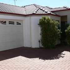 Rental info for Modern and spotless - Reduced! Act fast!