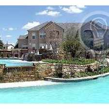 Rental info for 2700 Pecan St W in the Pflugerville area