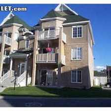 Rental info for 1200 2 bedroom Apartment in Montreal Area Laval