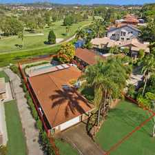 Rental info for Family Home with Views over Golf Course