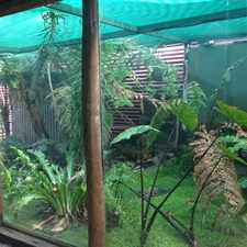 Rental info for 3 Bedroom Home Set In Lovely Tropical Gardens in the Adelaide area
