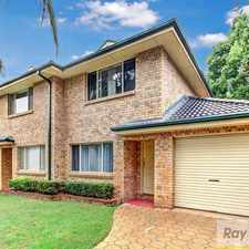 Rental info for Fabulous Duplex in Popular Oatley