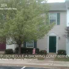 Rental info for 45289 West Othello Way