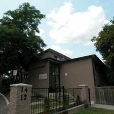 Rental info for 12 & 14 Auburndale Court in the Elms-Old Rexdale area
