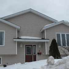 Rental info for 5 Penney Cres in the St. John's area