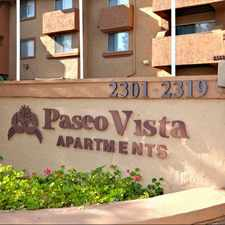 Rental info for Elan Paseo Vista in the Oceanside area