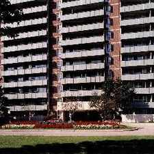 Rental info for Birchmount and Sheppard: 10, 40 and 50 Carabob Court, 0BR in the Tam O'Shanter-Sullivan area