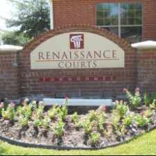 Rental info for Renaissance Courts Apartments in the Denton area