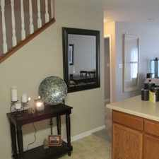 Rental info for AVAILABLE NOW 3 Bedroom 2 Bath Four Winds Village Townhome