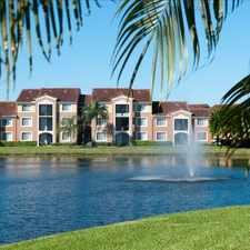 Rental info for Miramar Lakes