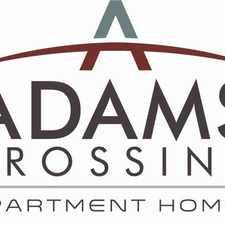 Rental info for Adams Crossing