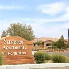 Rental info for Suncrest