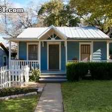 Rental info for $4200 3 bedroom House in Central Austin Tarrytown in the Austin area