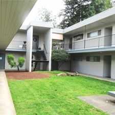 Rental info for ***FREE APPLICATION***W/D, DECK, COVERED PARKING