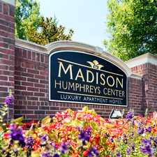 Rental info for Madison Humphreys Center in the Memphis area