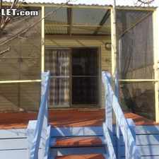 Rental info for 1200 2 bedroom Mobile home in Wyndham Laverton in the Melbourne area