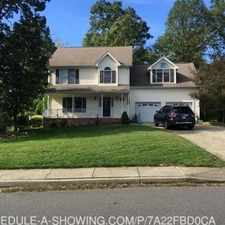 Rental info for 22376 Deerpath Ct